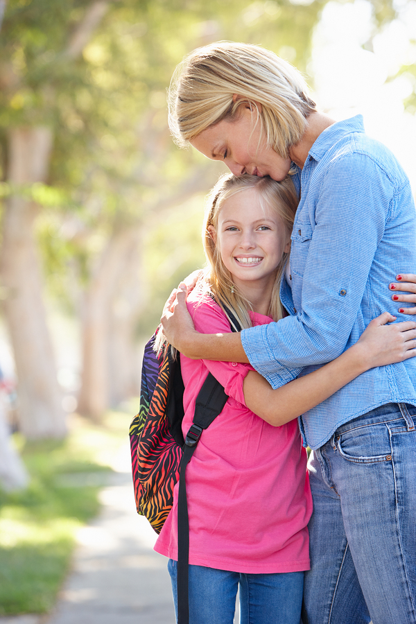 bigstock-Mother-And-Daughter-Walking-To-43944487